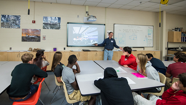 Teaching at high school in Maryland