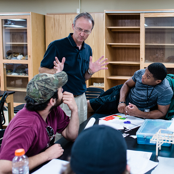 Teaching at TJC